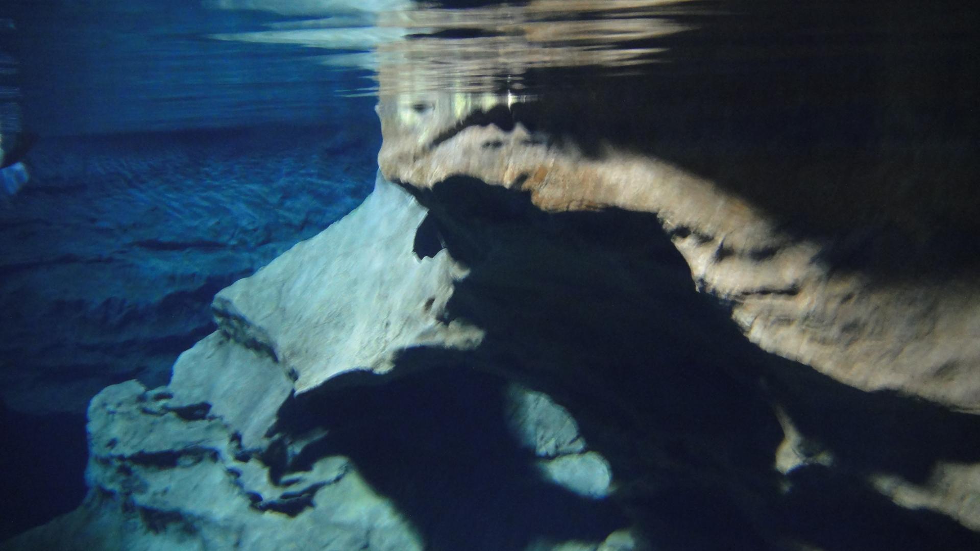 Blue Pool And Enchanted Pool At Chapada Diamantina Po 231 O