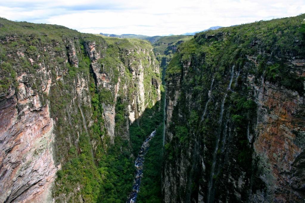 Canyon Fumacinha